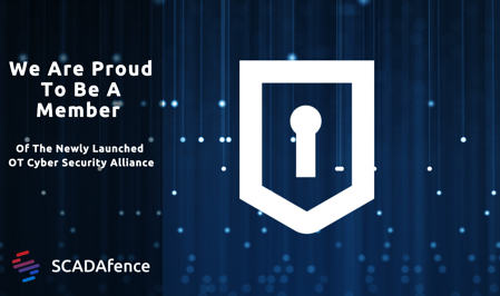 We Are Proud To Be A Member Of The OT Cyber Security Alliance