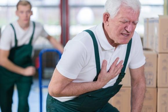 Signalen waaraan je een hartaanval kunt herkennen (video)