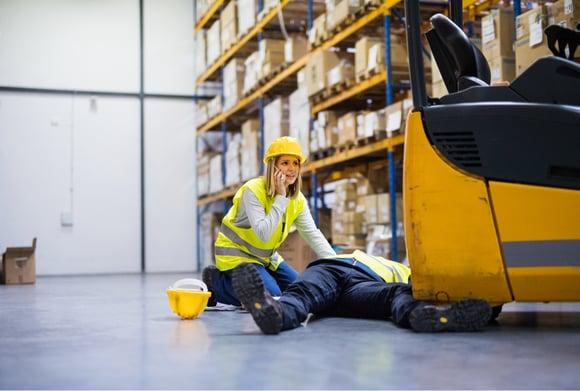 Stijgend aantal arbeidsongevallen in 2019
