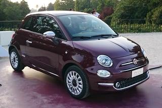 Fiat 500 Car Loan