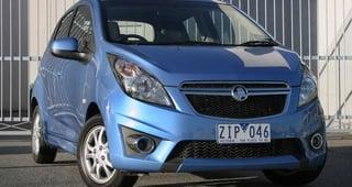 Holden Spark Car Loan