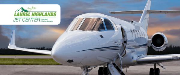 Aircraft Management Partnership offered by Laurel Highlands Jet Center
