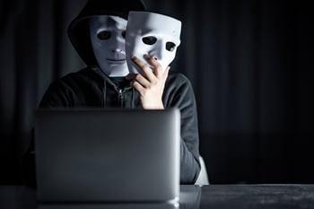 ransomware-Hacker