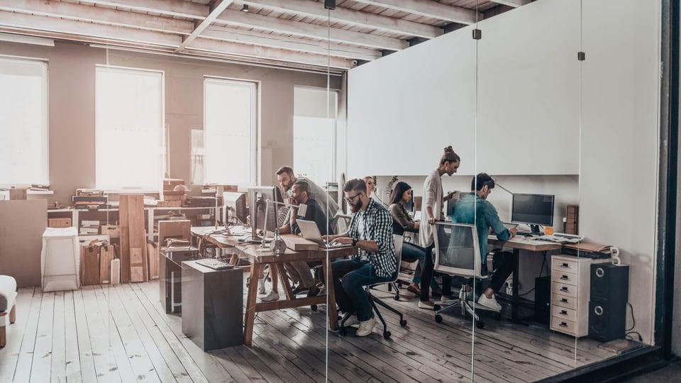 Gestione degli uffici: 4 cose che i Coworking insegnano alle aziende