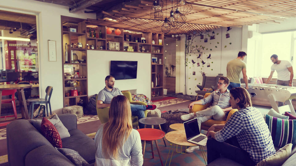 Workplace experience design: quanto rende l'employee experience?