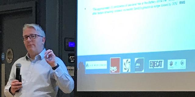 Lloyd's Head of Innovation, Trevor Maynard, calls for sharing cyber risk data to benefit all