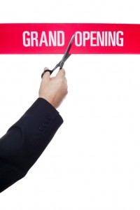 opening a store