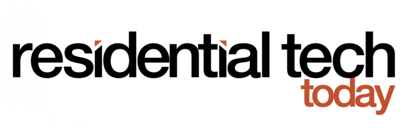 Residential Tech Today - March - May 2019