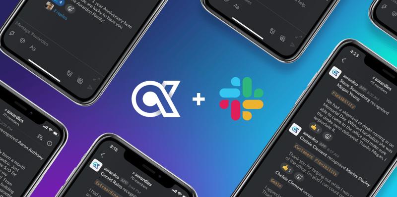 New Feature: Awardco Slack Integration