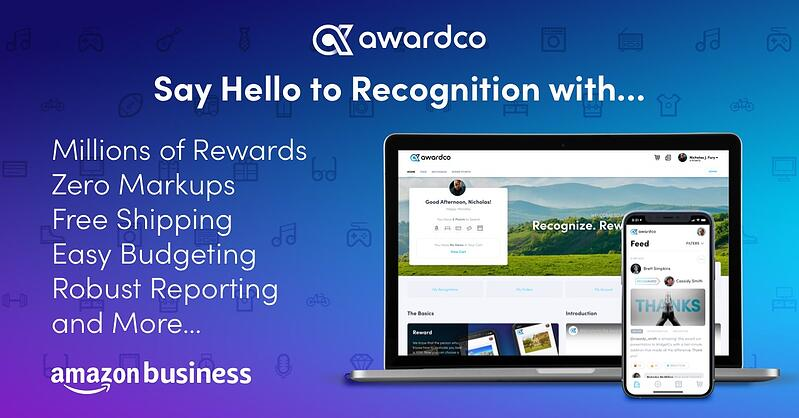 Awardco Makes Amazon Redemptions Available in AUS, U.A.E, Singapore, & Brazil