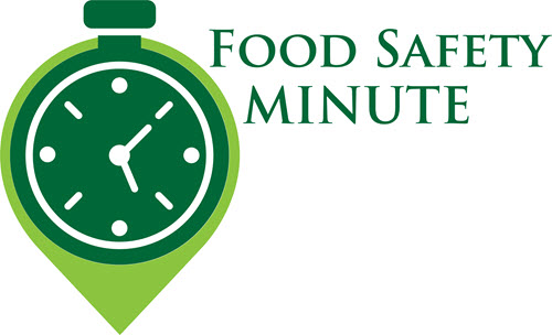 food safety minute