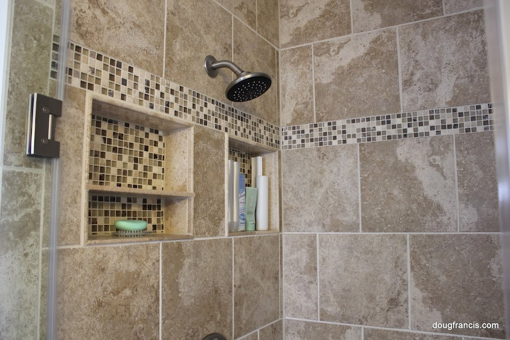 tiled bathrooms ideas about small bathroom showers on pinterest master bathroom shower ideas