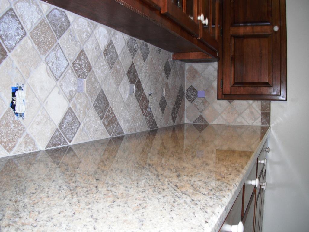 Giallo ornamental dark granite - Giallo Ornamental 1 17 10
