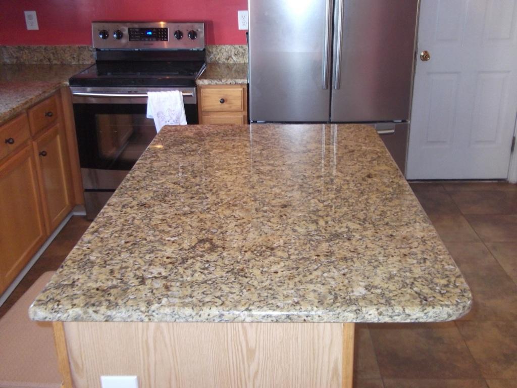Giallo ornamental dark granite - Giallo Ornamental 2 4 12