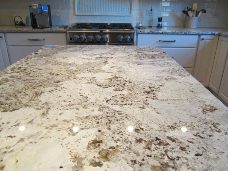 Brown And White Granite : Alaskan white granite countertops charlotte nc