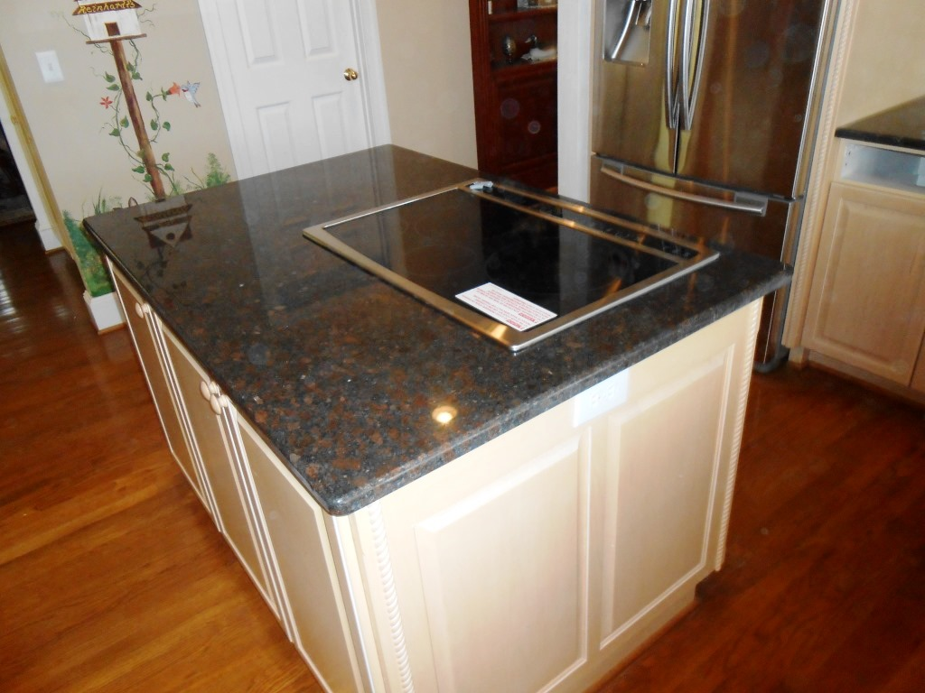 Coffee Brown Granite Countertops : Coffee brown granite