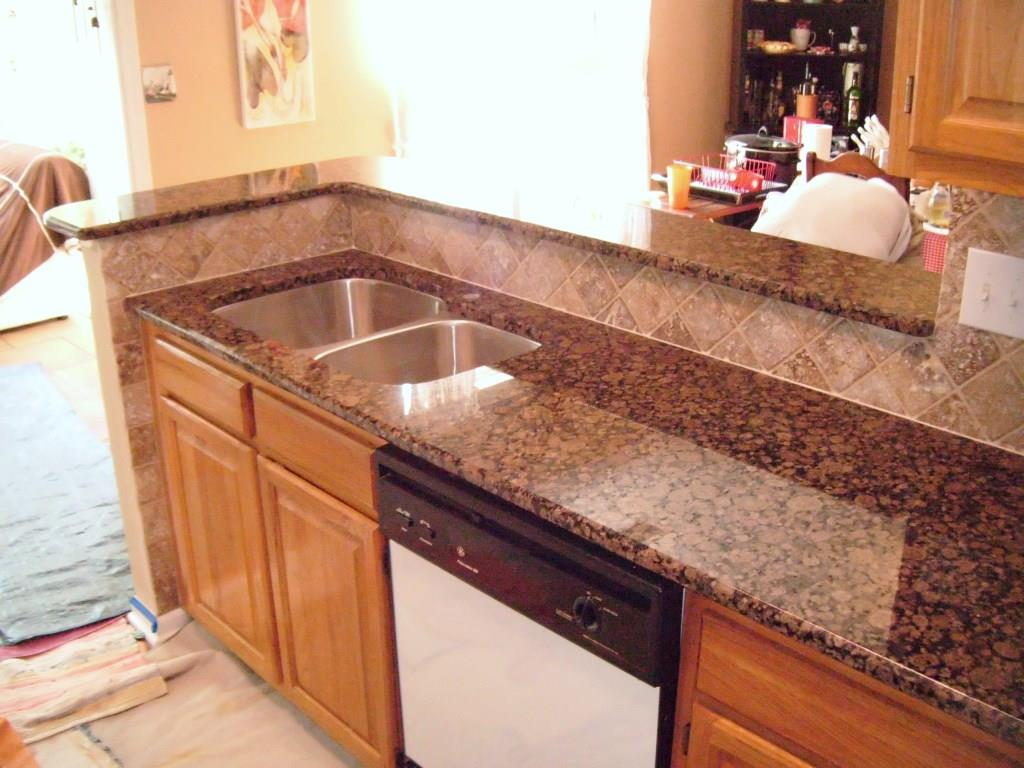 Tan Brown Granite Countertops Kitchen Baltic Brown Granite Charlotte Granite Colors