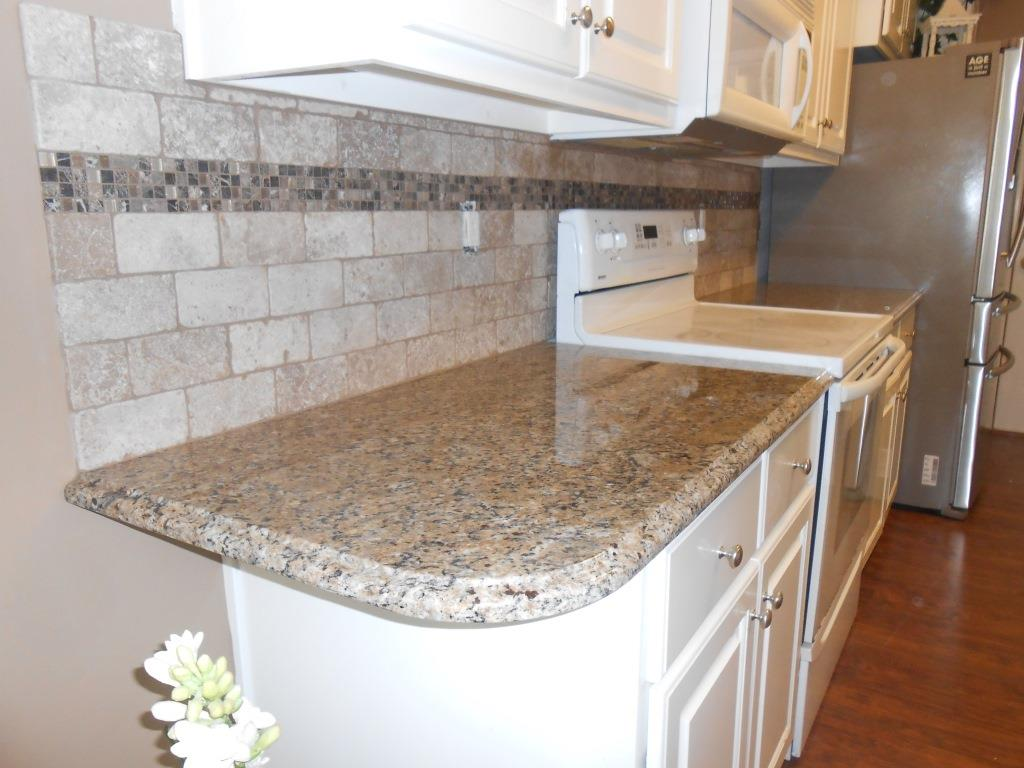 New Venetian Gold Granite Charlotte Granite