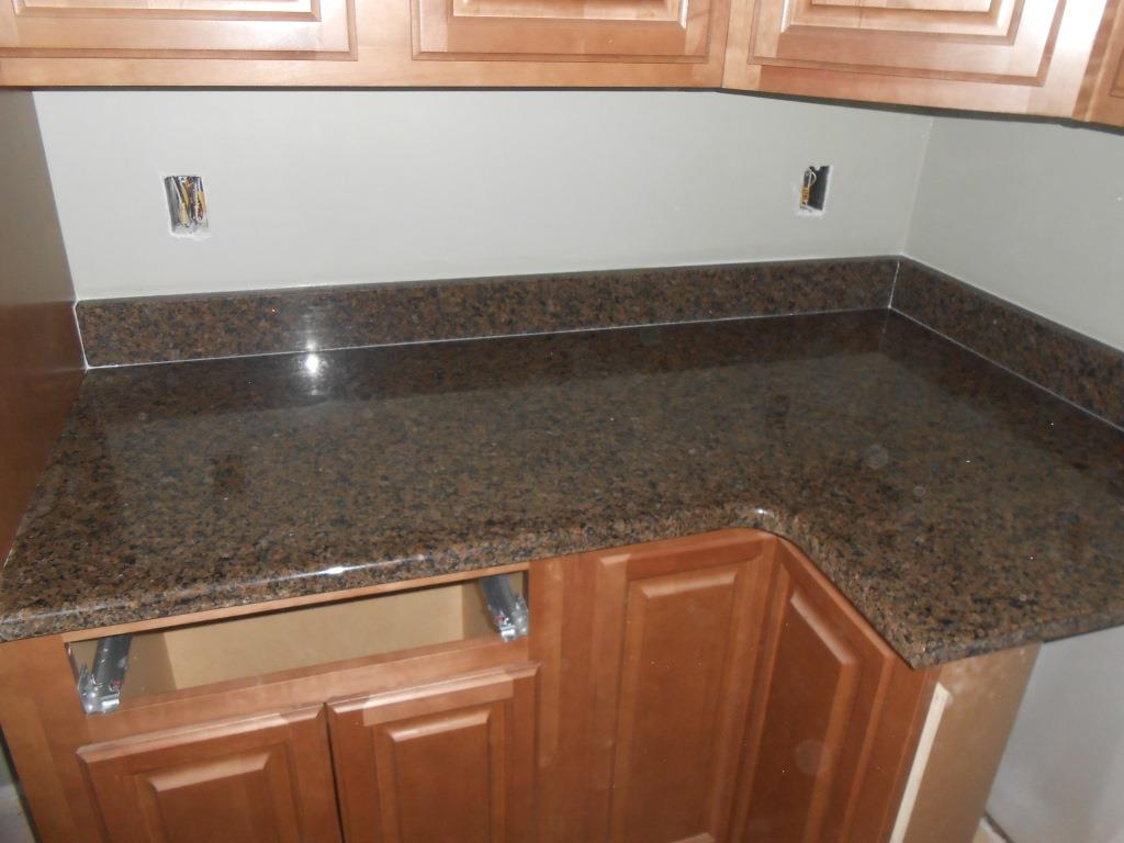 Brown Granite Countertops : Tropic brown granite countertops charlotte