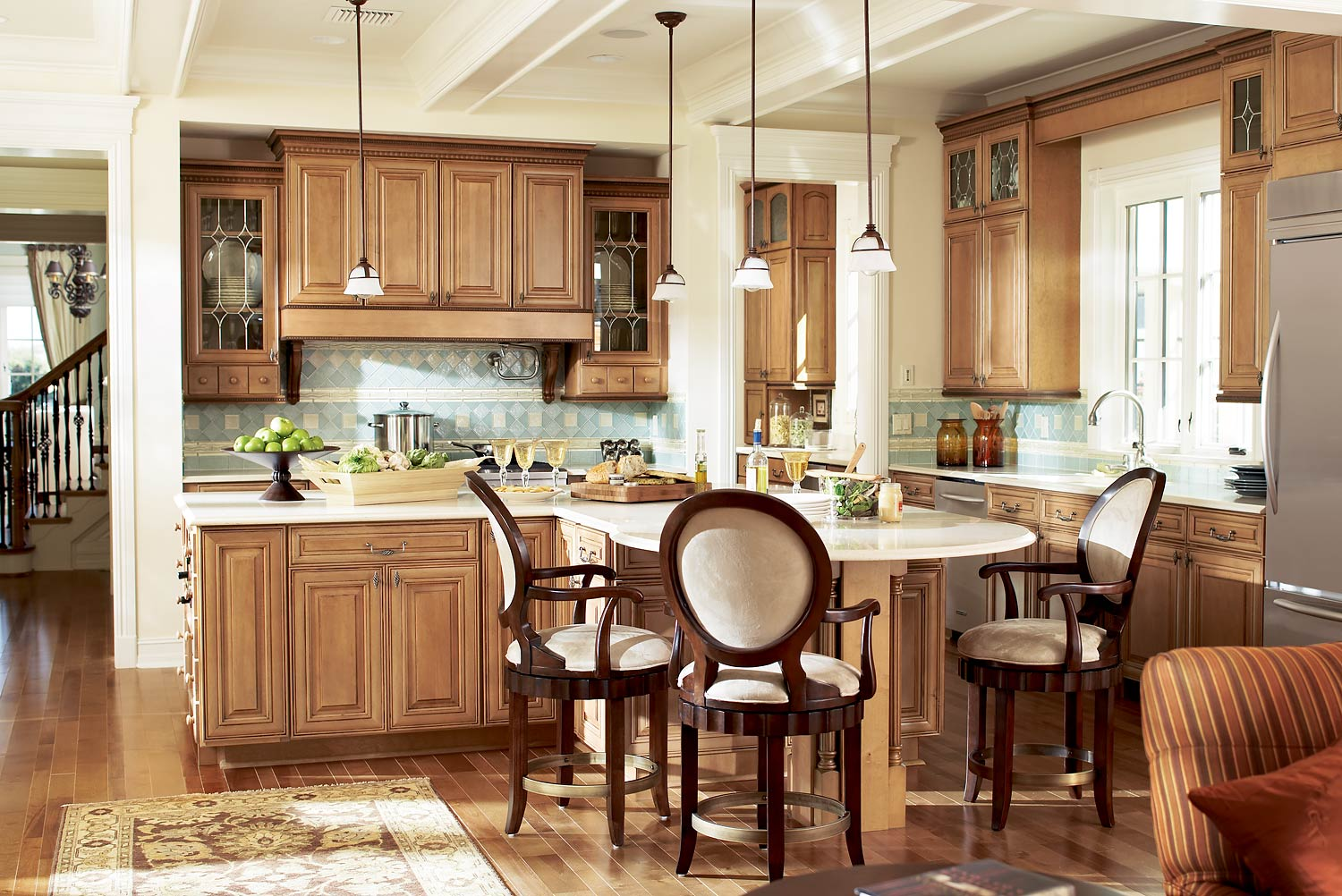 sierra-vista-maple-mocha-glaze-kitchen