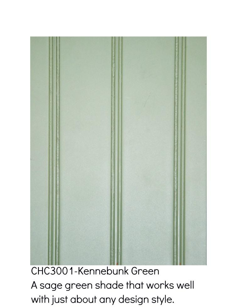 Kennebunk green3001-A sage green shade that works well with any style design