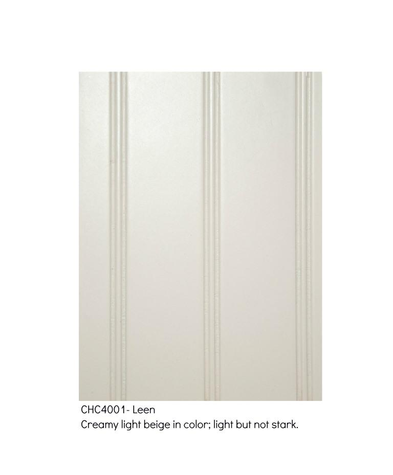 Leen4001-Creamy light beige in color, light but not stark