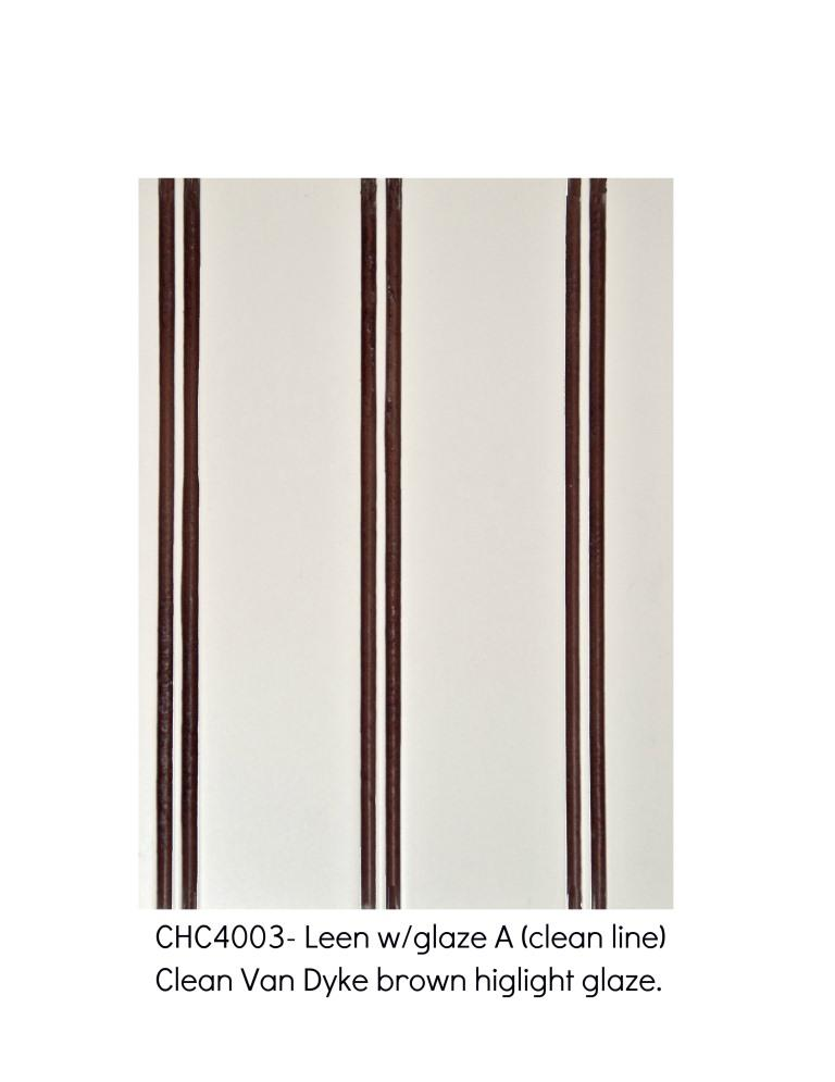 Leen4003-Clean Van Dyke Brown highlight glaze