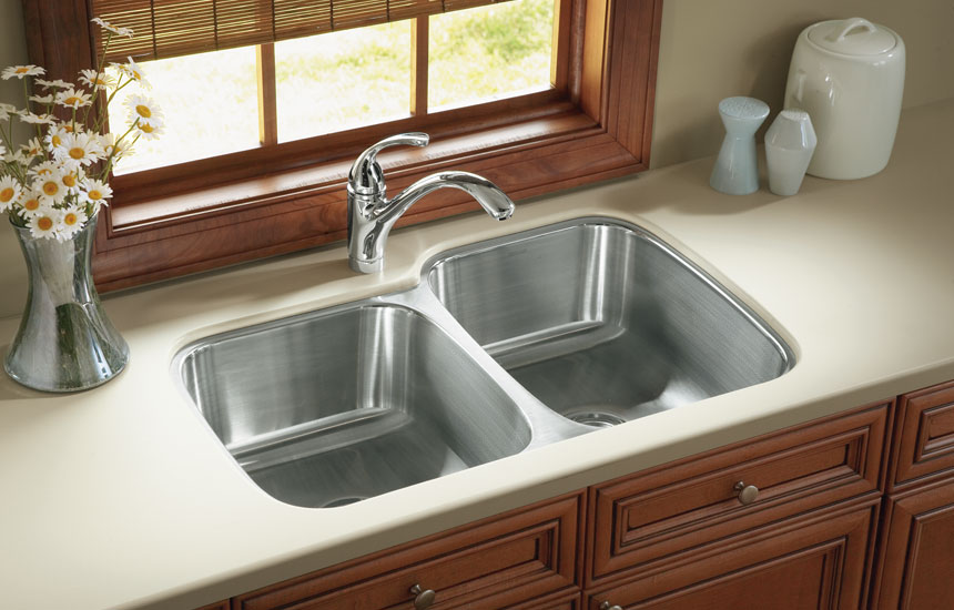 40 60 Stainless Steel Sink