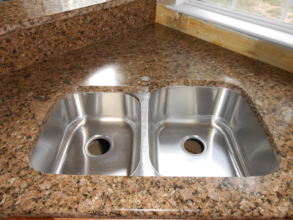 Granite Or Stainless Steel Sink : stainless steel sink 60 40 stainless steel sink 60 40 stainless steel ...