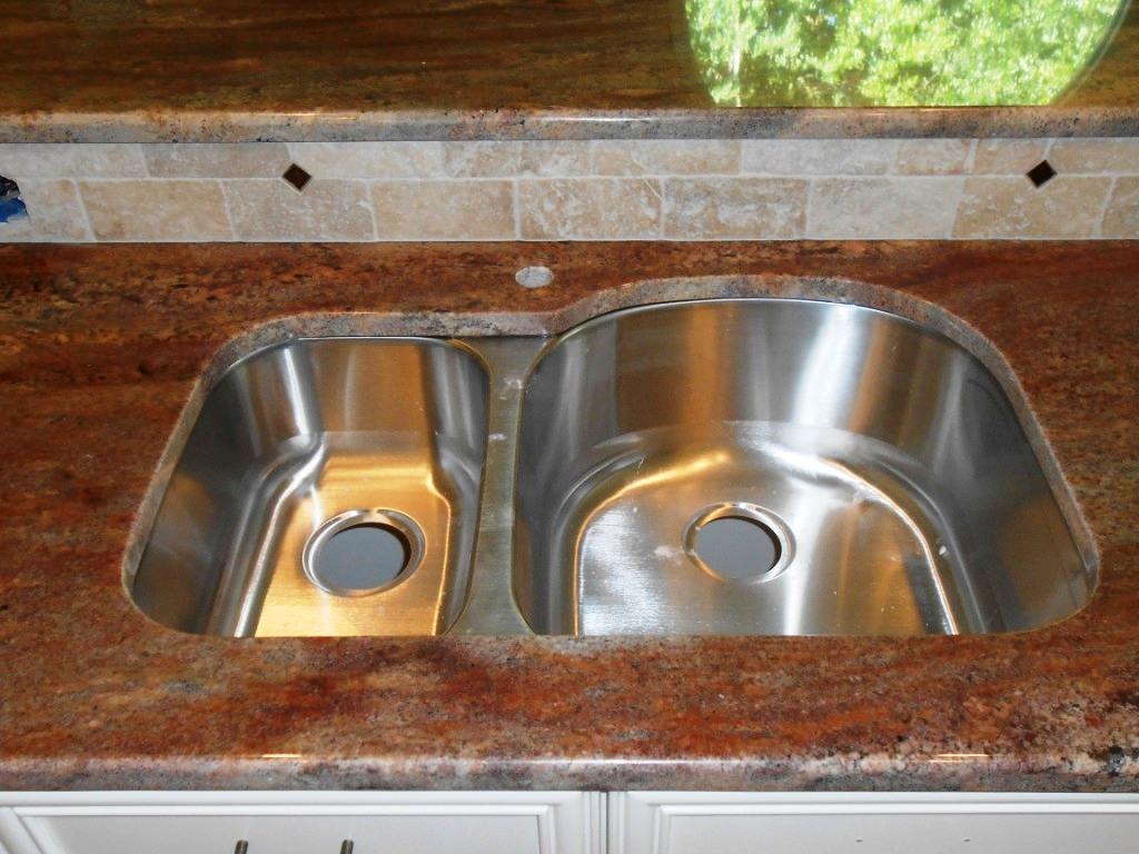 Granite Or Stainless Steel Sink : granite 70 30 stainless steel sink 70 30 stainless steel sink ...