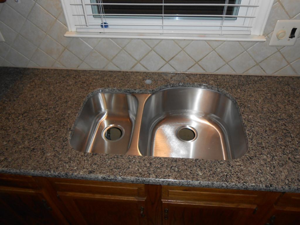 Granite Or Stainless Steel Sink : stainless steel sink 70 30 stainless steel sink venetian ice granite ...