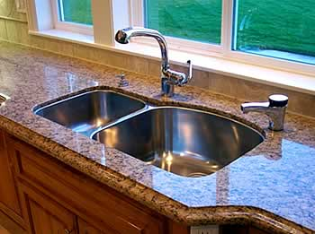 30/70 Stainless Steel Sink