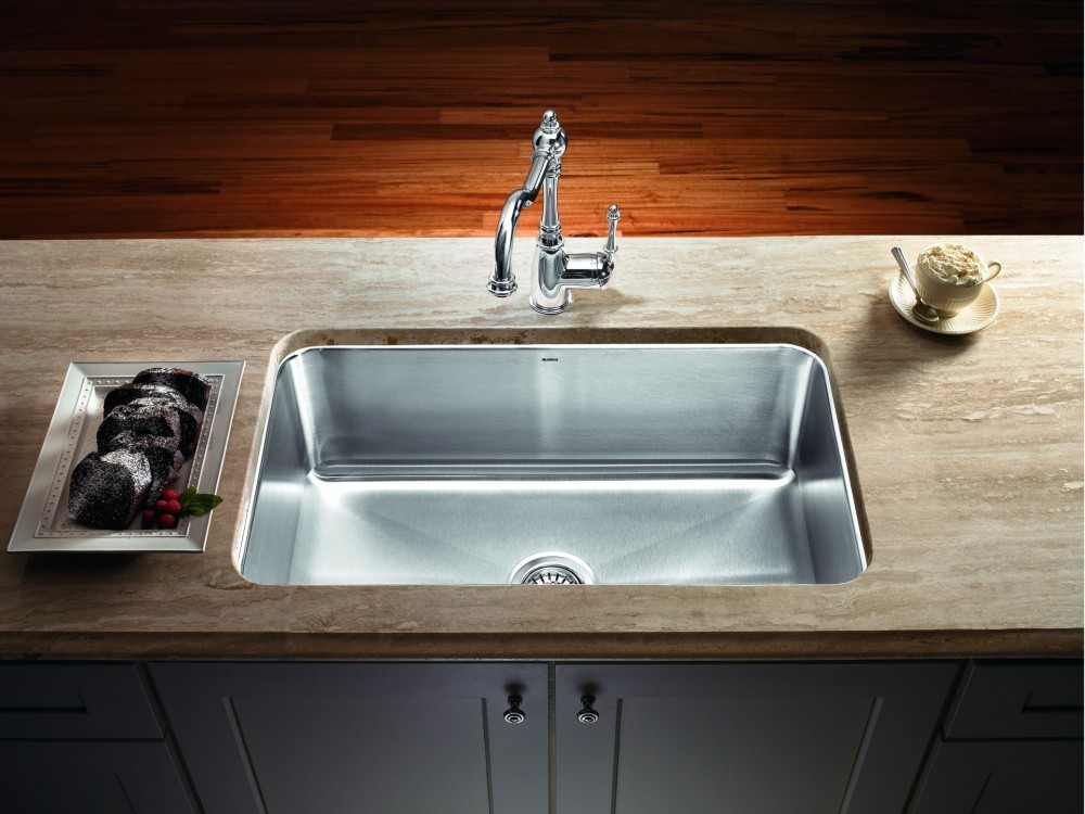 Granite Charlotte Stainless Steel Sink