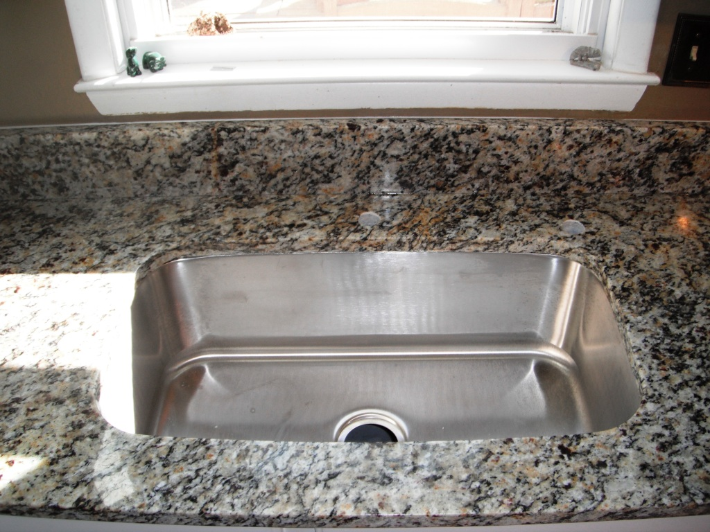 Granite Or Stainless Steel Sink : ... stainless steel sink 100 stainless steel sink bianco antico granite