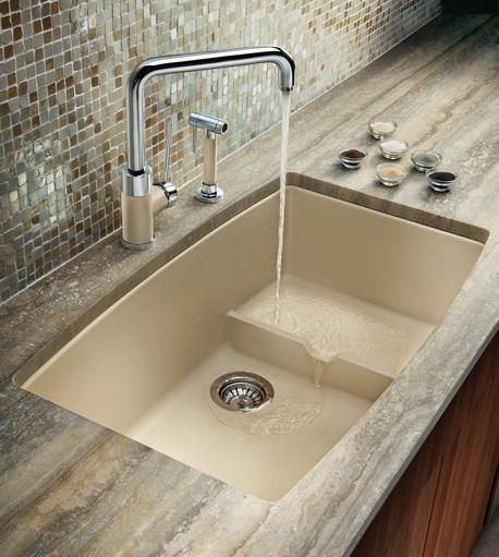 granite charlotte stainless steel sink. Black Bedroom Furniture Sets. Home Design Ideas
