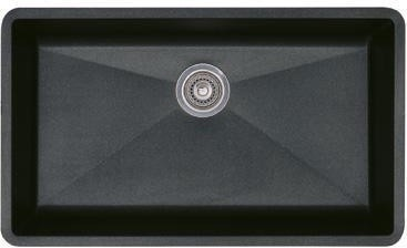 Blanco Anthracite Undermount Single-Bowl Sink