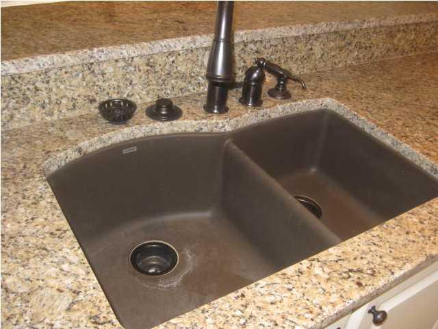 Blanco Double Basin Composite Granite Kitchen Sink