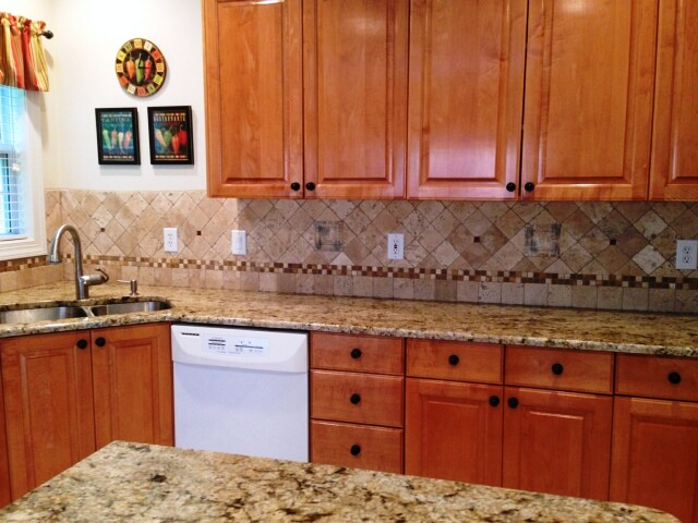 Charlotte nc granite for 5 star kitchen cabinets