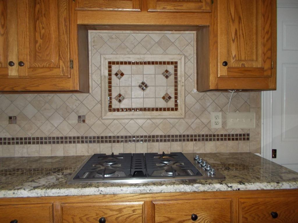 6x6 noce travertine tile with granite
