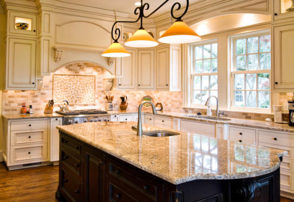 Kitchen Countertops Granite Colors 3 ways to pick the right granite color for your kitchen countertops