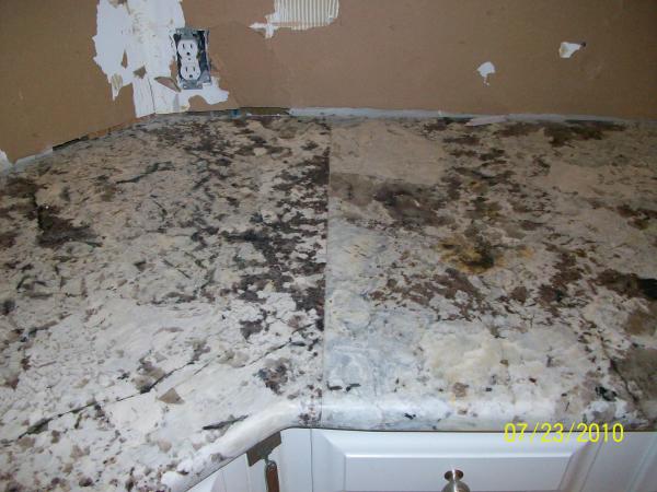 What Should A Granite Seam Look Like Charlotte Nc