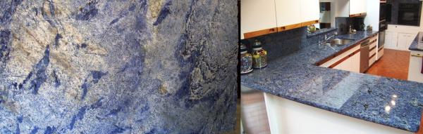 White And Blue Granite Countertops : Search For- Learn More- Shop Better- Our Blogs