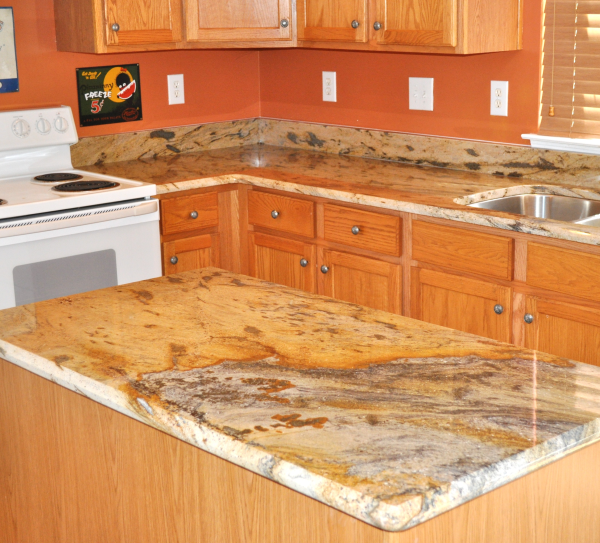 Add Uniqueness To Your Kitchen With Granite Countertops