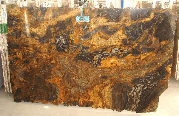 Golden Granite Slab Countertops : Golden storm granite countertops