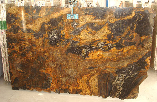 Golden Storm Granite Countertops