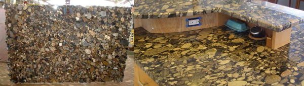 List Of Popular Exotic Granite Countertops Colors