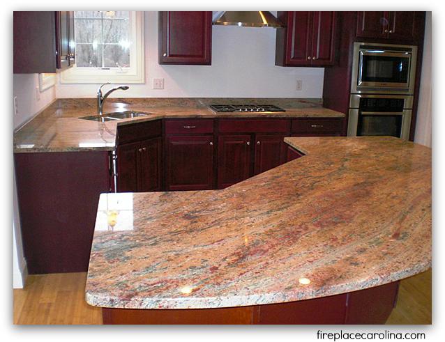 Unusual Granite Countertops : Exotic granite countertops charlotte nc