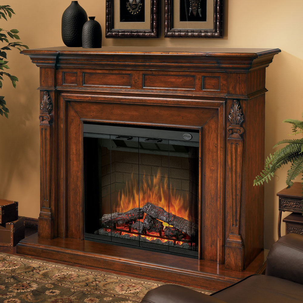 Wall Mount Gas Heaters Torchiere_Dimplex_Mantel
