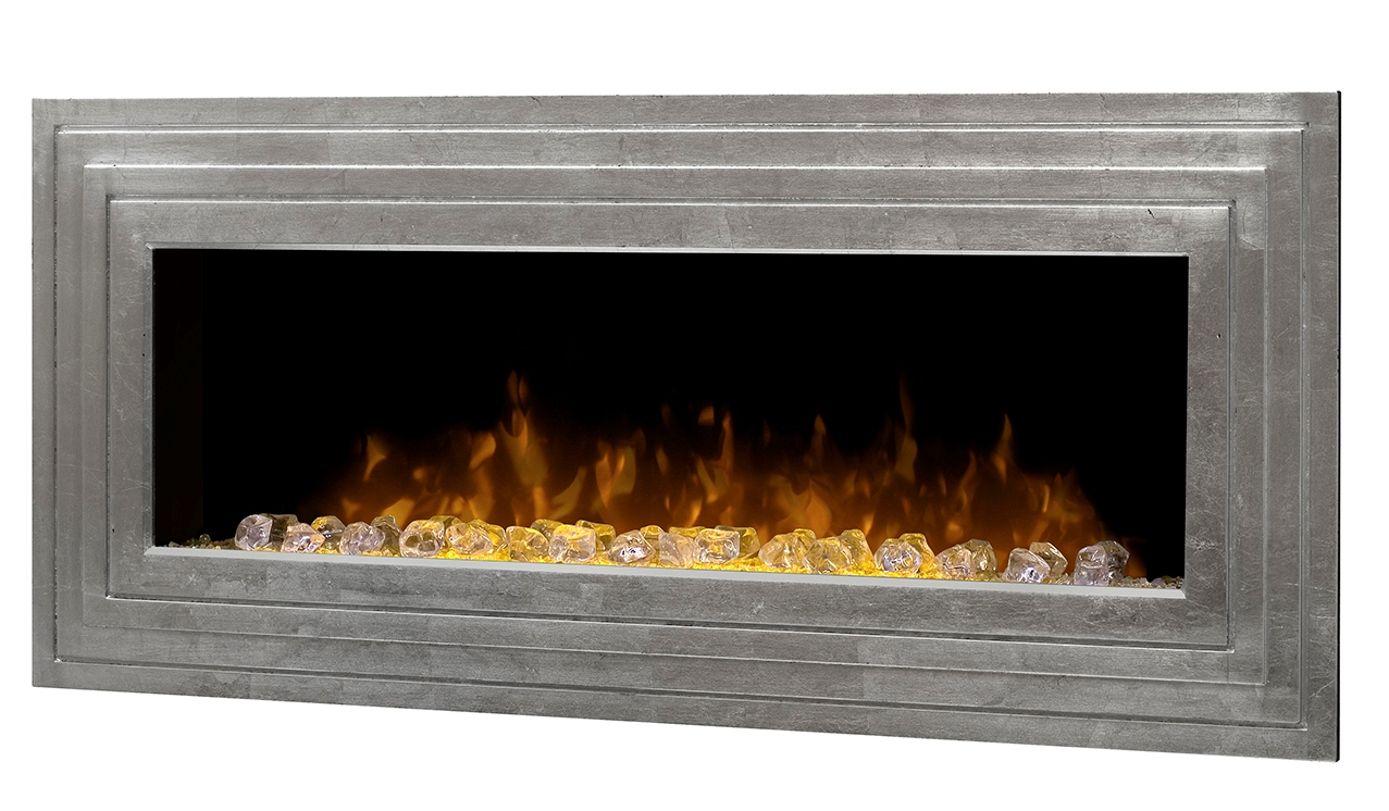 Ashmead Electric Wall Mount Fireplace