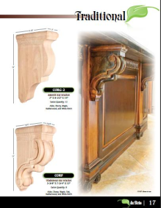 Download our Corbel Catalog